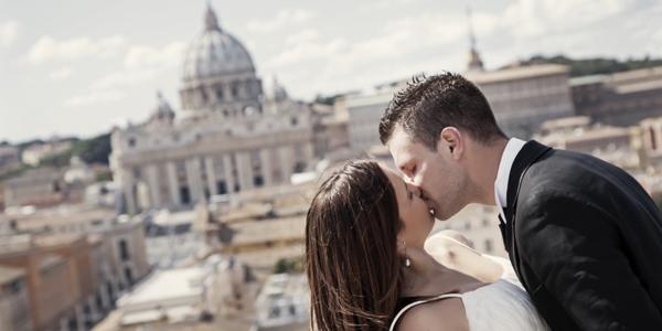 Oscara y Tania ( Amore a Roma)