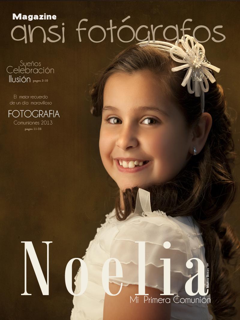 Noelia-Comuniones 2013
